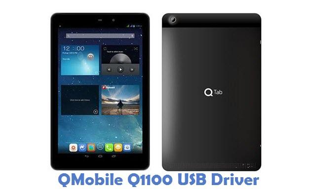 QMobile Q1100 USB Driver