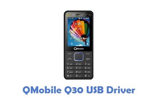 QMobile Q30 USB Driver