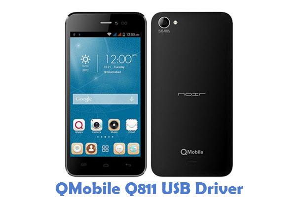 QMobile Q811 USB Driver