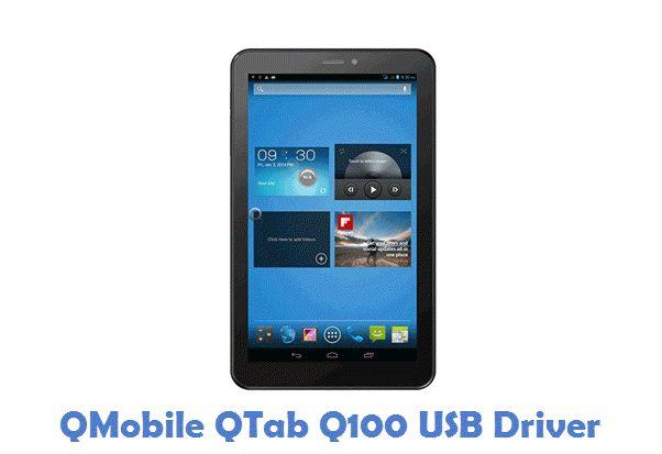 QMobile QTab Q100 USB Driver