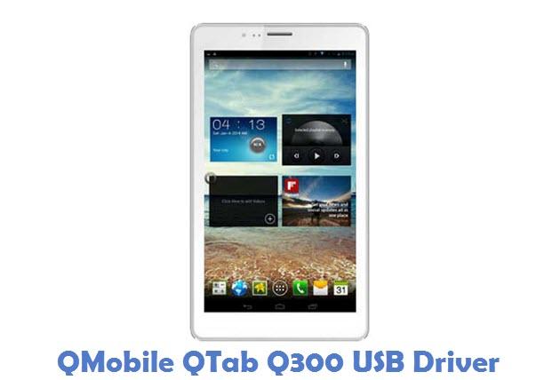 QMobile QTab Q300 USB Driver