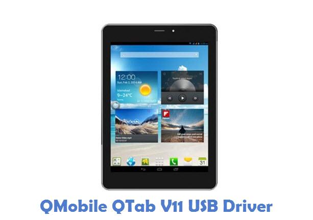 QMobile QTab V11 USB Driver