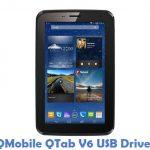 QMobile QTab V6 USB Driver
