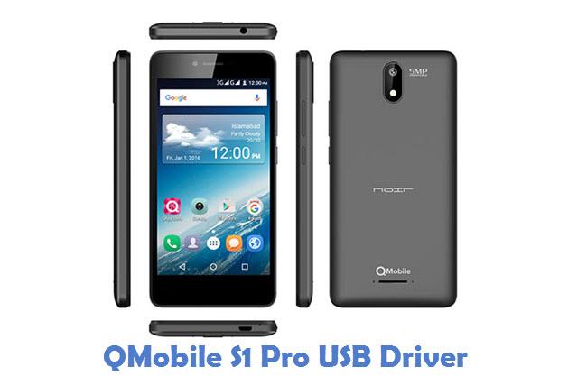 QMobile S1 Pro USB Driver