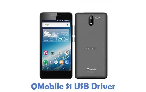 QMobile S1 USB Driver