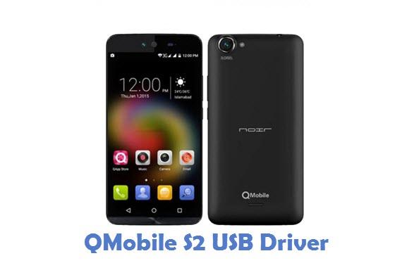 QMobile S2 USB Driver