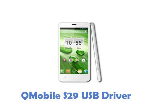 QMobile S29 USB Driver