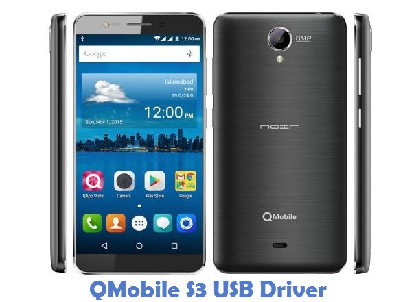 QMobile S3 USB Driver
