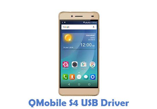 QMobile S4 USB Driver
