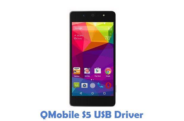 QMobile S5 USB Driver