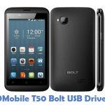 QMobile T50 Bolt USB Driver