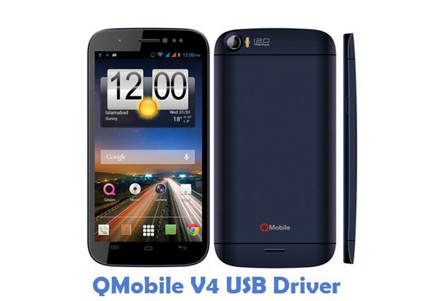 QMobile V4 USB Driver