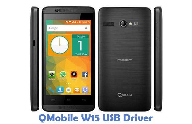 QMobile W15 USB Driver