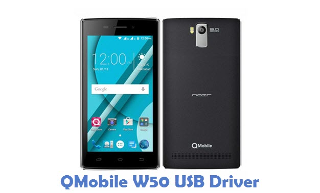 QMobile W50 USB Driver