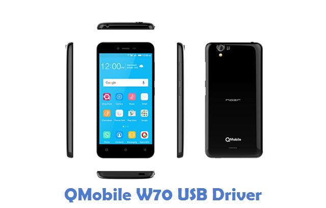QMobile W70 USB Driver