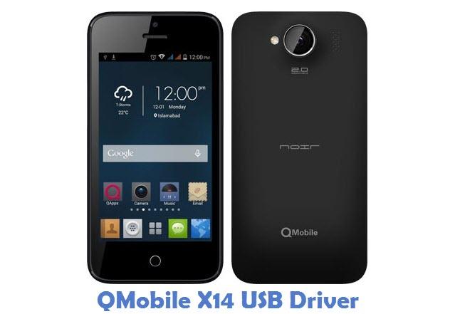 QMobile X14 USB Driver