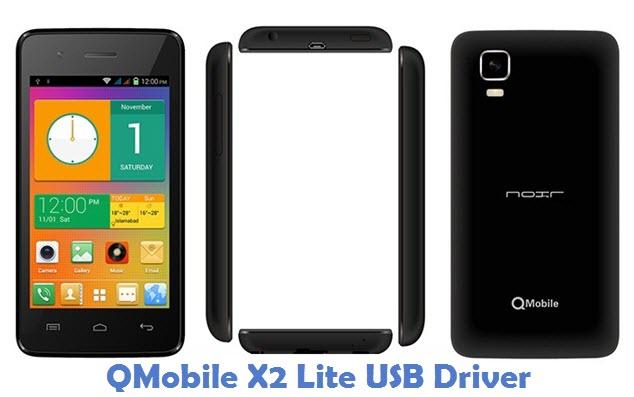 QMobile X2 Lite USB Driver