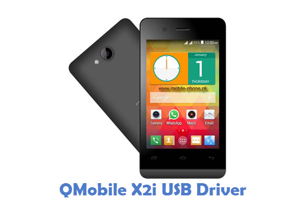 QMobile X2i USB Driver