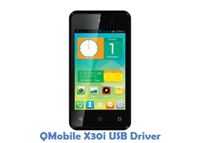 QMobile X30i USB Driver