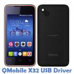 QMobile X32 USB Driver