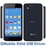 QMobile X350 USB Driver