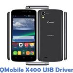 QMobile X400 USB Driver