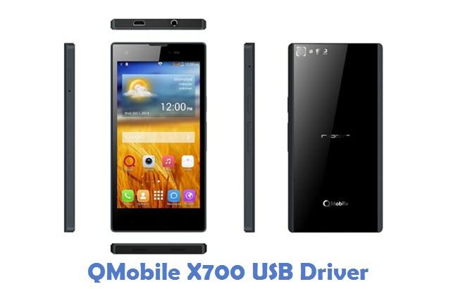 QMobile X700 USB Driver