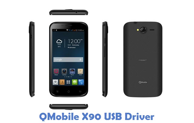 QMobile X90 USB Driver