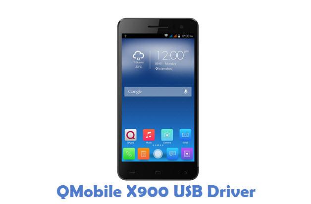QMobile X900 USB Driver