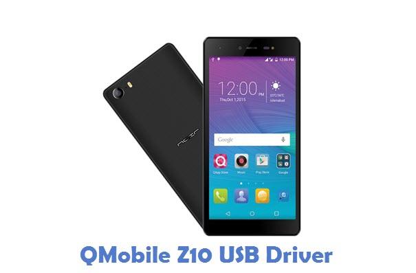 QMobile Z10 USB Driver