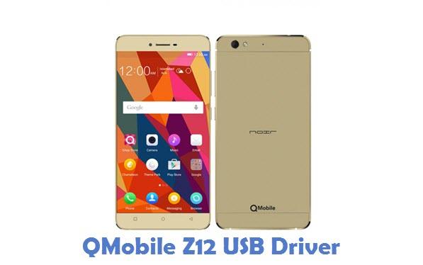 QMobile Z12 USB Driver