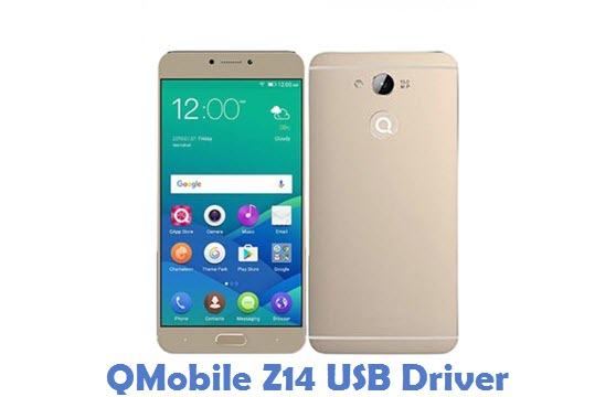 QMobile Z14 USB Driver