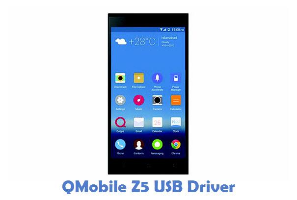QMobile Z5 USB Driver