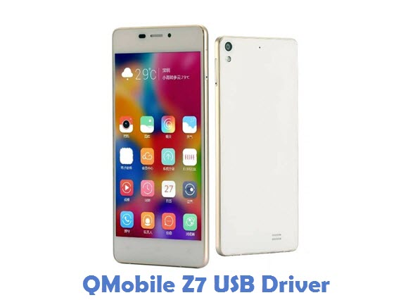 QMobile Z7 USB Driver