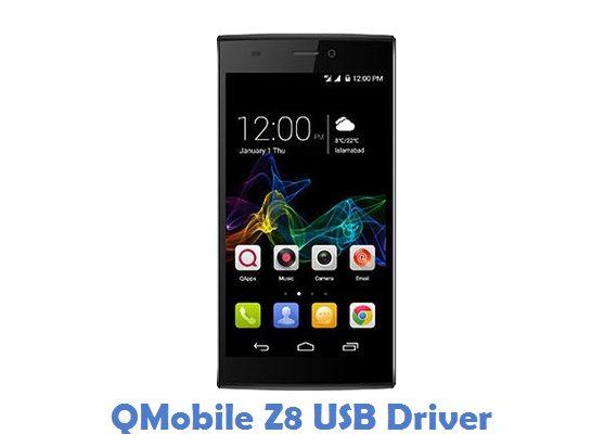 QMobile Z8 USB Driver