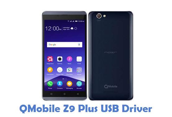 QMobile Z9 Plus USB Driver