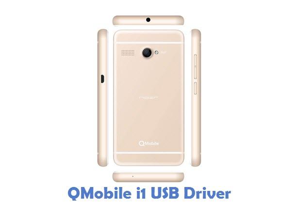 QMobile i1 USB Driver