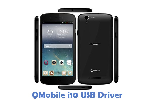 QMobile i10 USB Driver