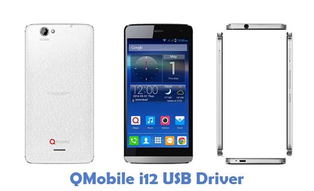 QMobile i12 USB Driver