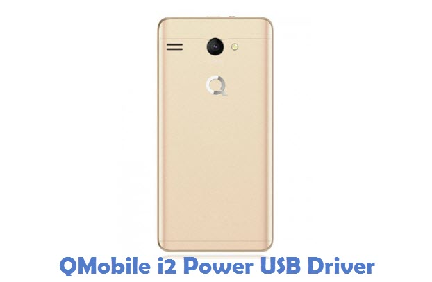 QMobile i2 Power USB Driver