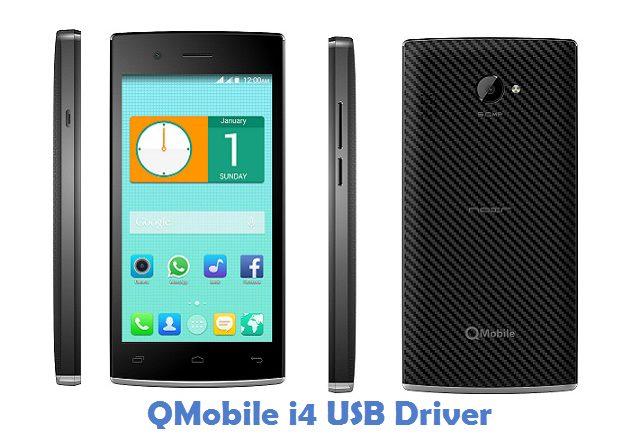 QMobile i4 USB Driver