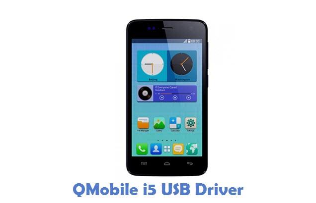 QMobile i5 USB Driver