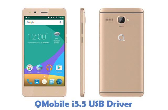 QMobile i5.5 USB Driver
