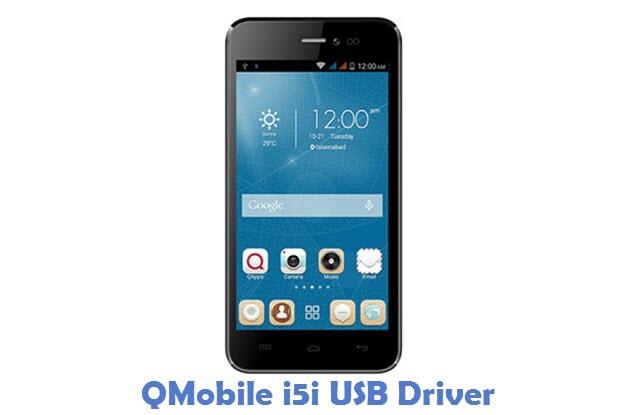 QMobile i5i USB Driver
