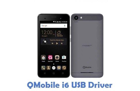 QMobile i6 USB Driver