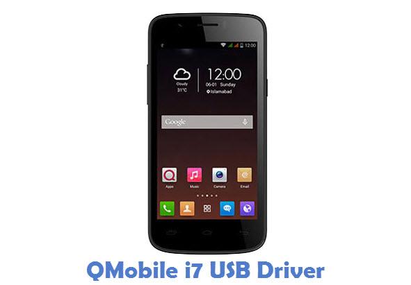 QMobile i7 USB Driver