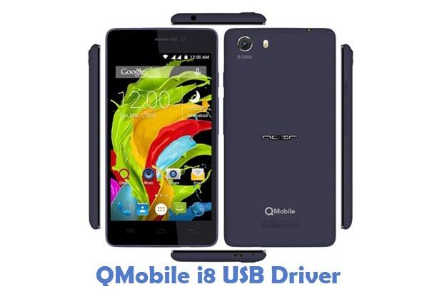 QMobile i8 USB Driver