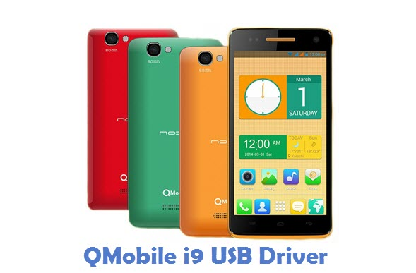 QMobile i9 USB Driver