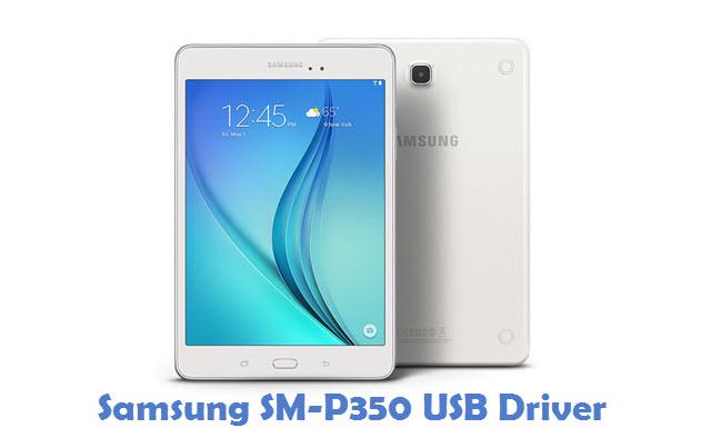 Samsung SM-P350 USB Driver