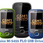 Spice M-5455 FLO USB Driver